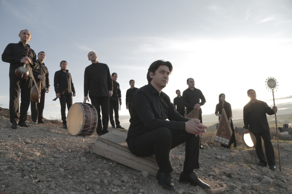The Gurdjieff Ensemble photo by Andranik Sahagyan 1024x683