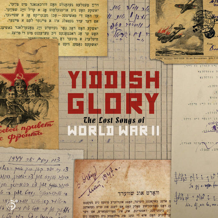yiddisch glory cover